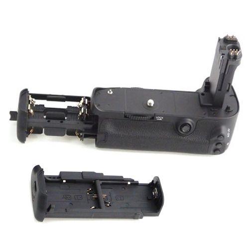 DynaSun E11 Impugnatura Battery Grip per Canon EOS 5D MARK III, Compatibile BG E11, Slot 6 Batterie, Nero