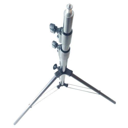 DynaSun K706 270cm Cavalletto Stativo Professionale con Ammortizzatori e Attacco Spigot Standard per Flash Illuminatore Luci Studio Fotografico Foto e Video