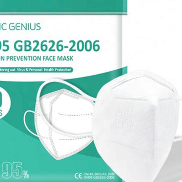 Mascherine Protettive Mascherina Viso Maschera Naso Maschere Bocca con Certificazione CE Filtro FFP2 KN95 N95 PM 2.5 >95%