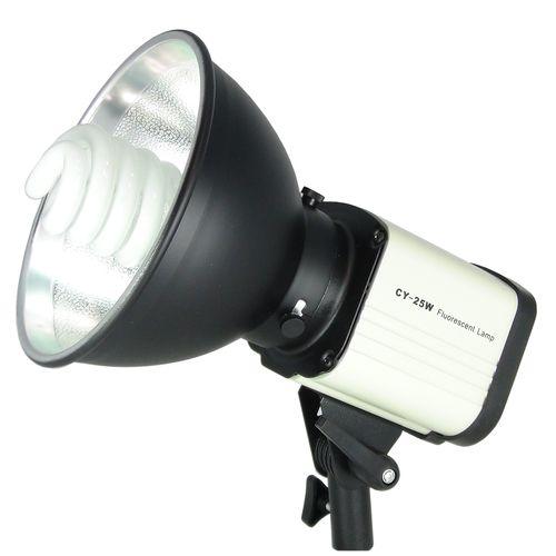 DynaSun CY25W 150 W Illuminatore da Studio Lampada Daylight a Risparmio Energetico a Luce Continua
