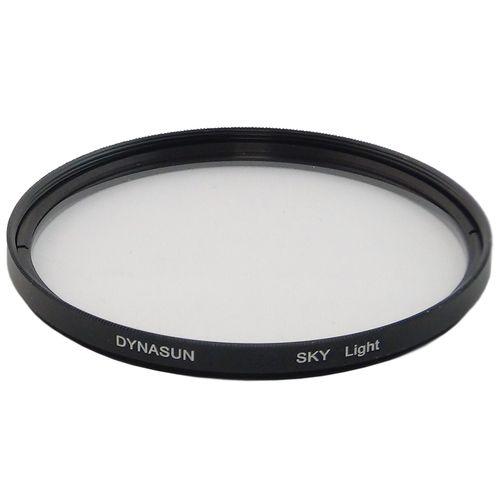 Filtro Originale Skylight DynaSun 67 mm SKY 67mm con Custodia per Canon Nikon Sony Olympus Pentax