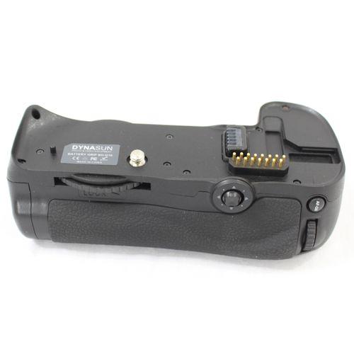 DynaSun 15445 MB-D10 Impugnatura per Nikon D300 D300S D700, Nero