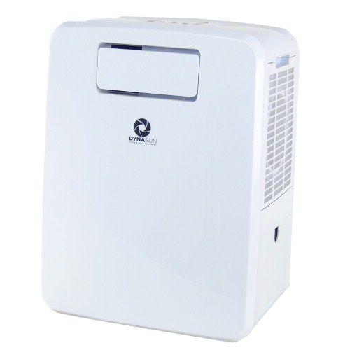 DynaSun PC9-DM2A Condizionatore d'Aria Portatile Climatizzatore Deumidificatore Umidificatore Ventilatore Multifunzionale con Telecomando