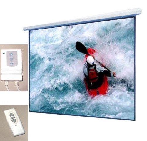 Schermo Proiettore Motorizzato DynaSun HDTV PS603 300cm con Pannello e Telecomando